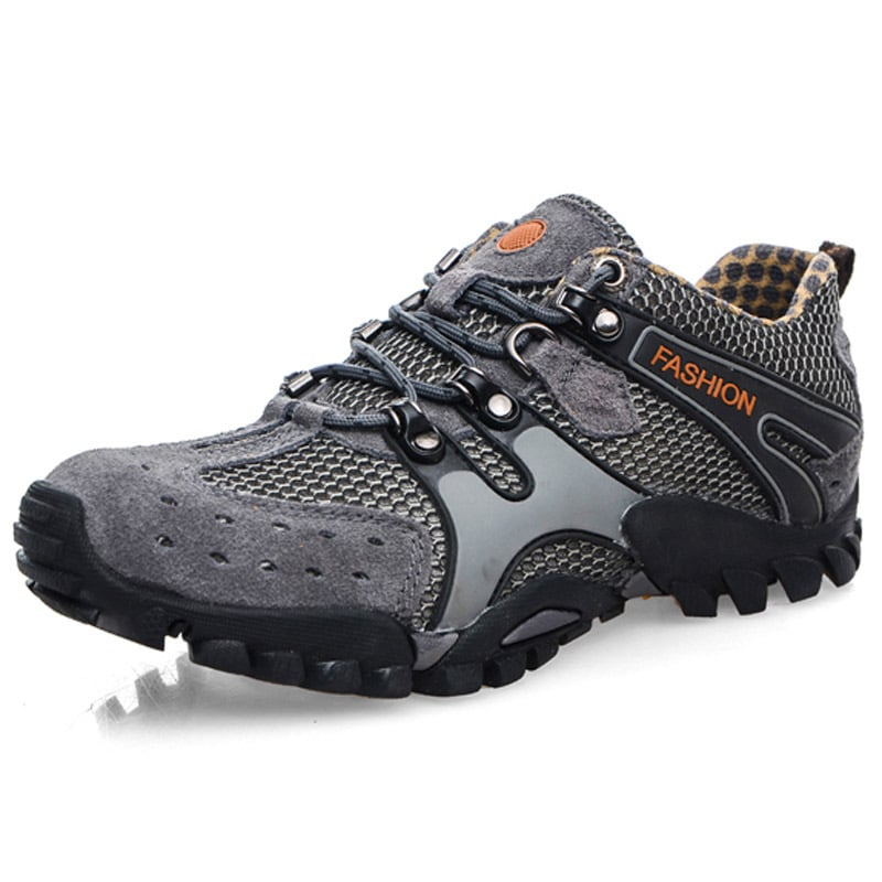 outdoor venture climbing hiking shoes men breathable ...