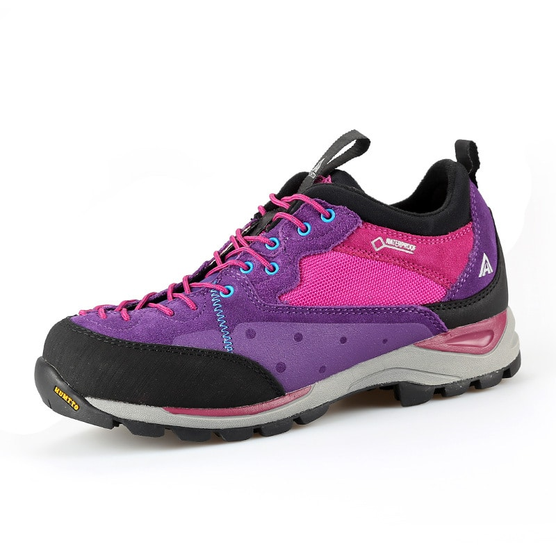 Famous Brand Womens Fashion Leather Outdoor Hiking ...