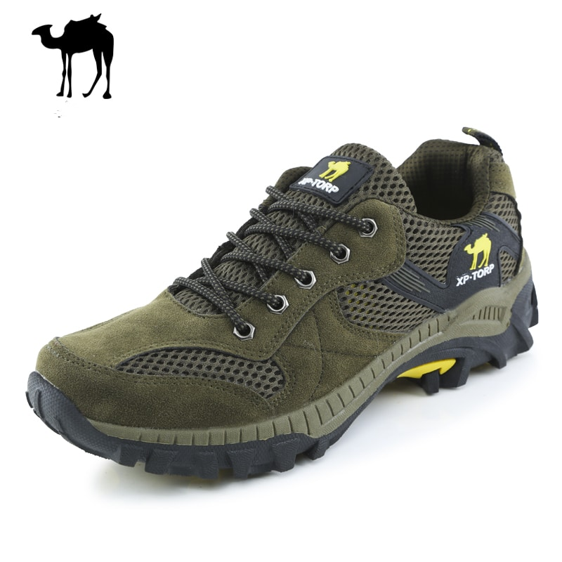 Outdoor Hiking Shoes Men New 2015 Breathable Tenis Mens ...