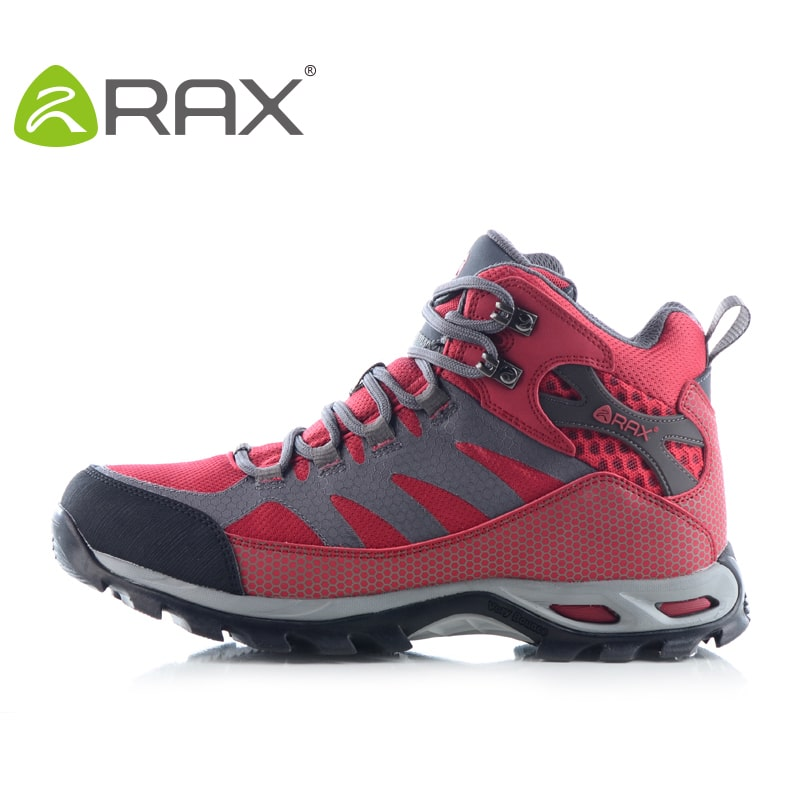 2247d0070cd RAX Double Waterproof Hiking Shoes Men Lightweight Breathable Hiking Boots  Outdoor Walking Trekking Shoes Men Winter Boots - walking shoe for everyday  use