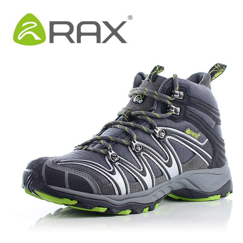 RAX Waterproof Hiking boots Lightweight 0.9kg Breathable Hiking ...