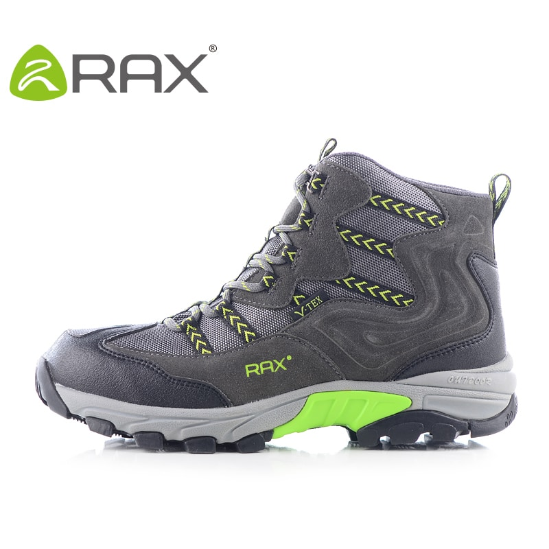 Rax Waterproof Lightweight Breathable Hiking Shoes Boots