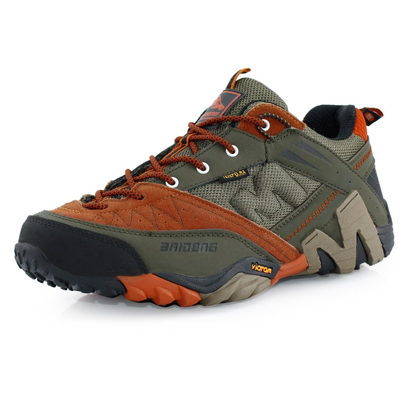 waterproof s genuine leather hiking shoes new 2015