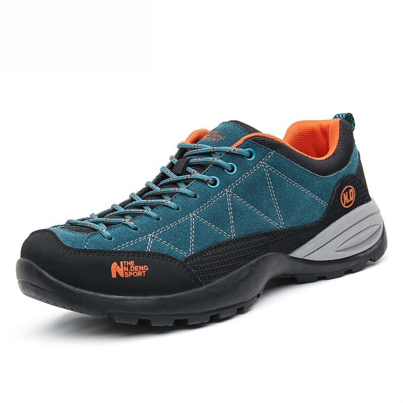 Man Waterproof Walking Shoes