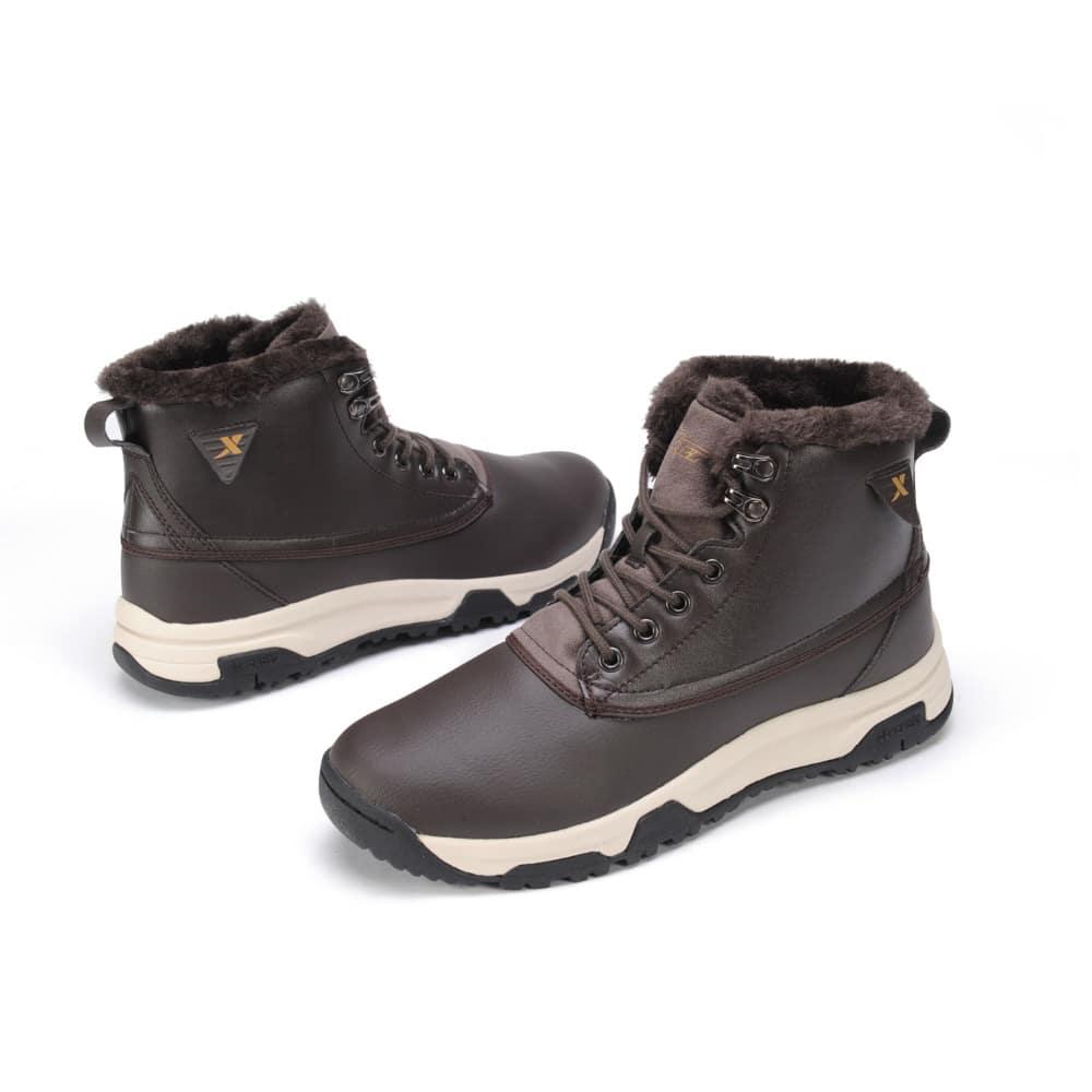 Warm Waterproof Mens Shoes