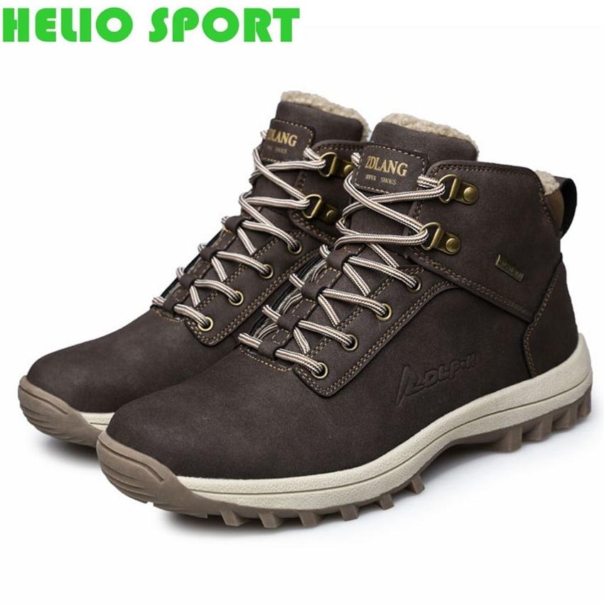 outdoor casual sport winter hiking shoes men trekking ...