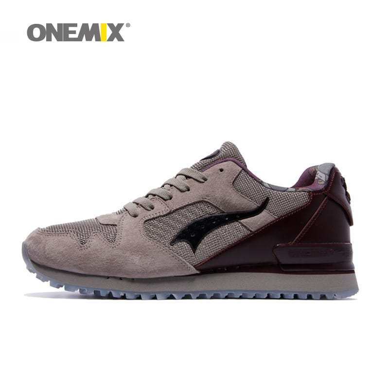 2016 onemix retro sport running shoes cheap portable