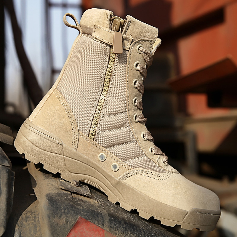 Laite Hebe Delta Tactical Shoes Military Boots 2017 New