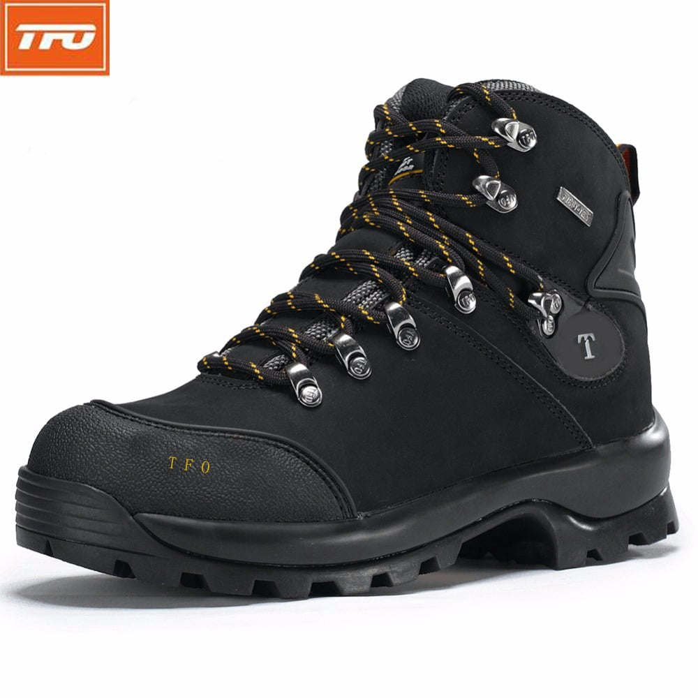 Tfo hiking shoes men women boot outdoor waterproof for Waterproof fishing boots