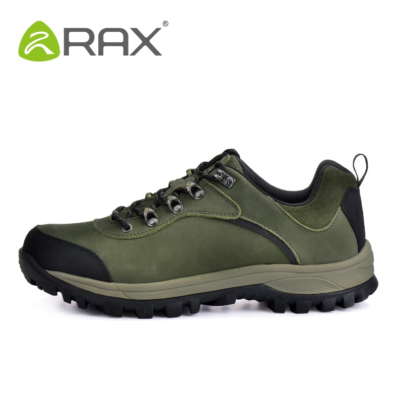 lightweight leather walking shoes